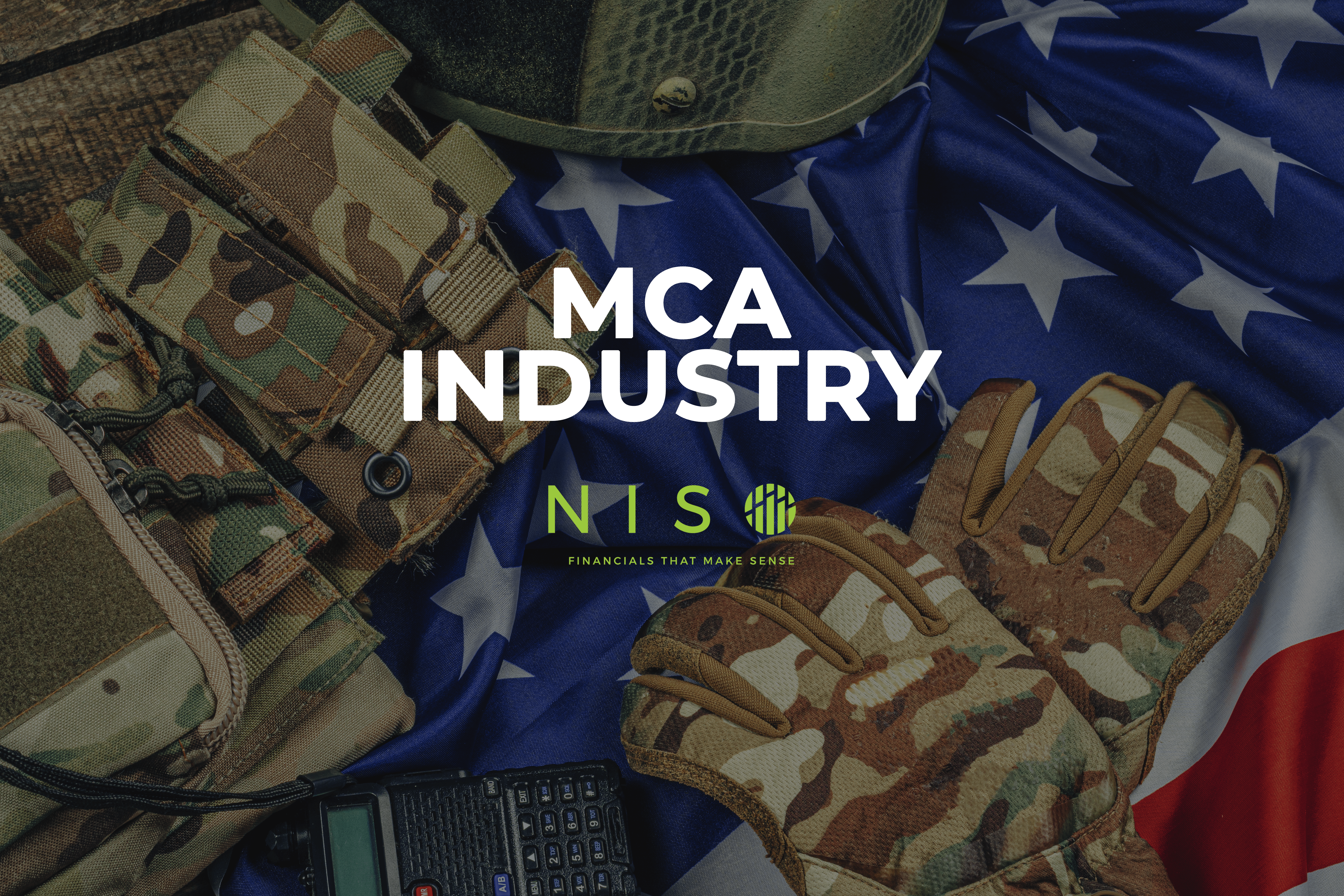 c3i military and mca industry